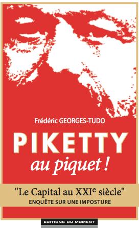 Piketty au Piquet (Crédits Editions du Moment, tous droits réservés)