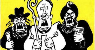 La religion est un droit, la critiquer est un devoir