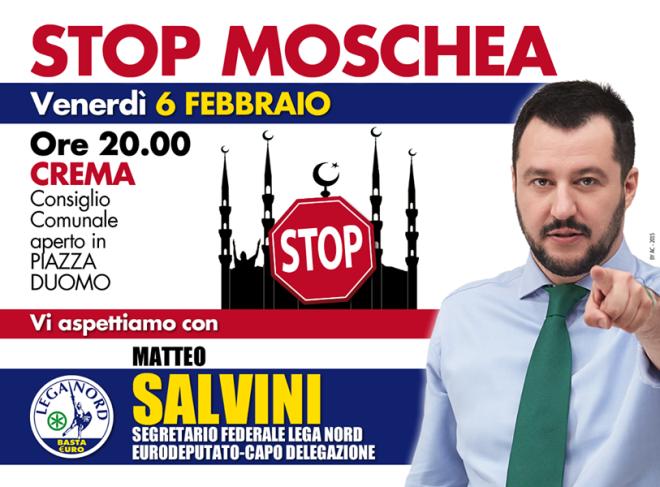 Salvini (affiche de campagne)
