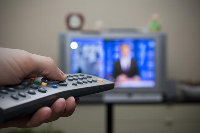 Television - Credit flash.pro (CC BY 2.0)