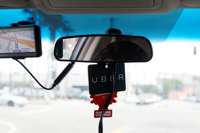 Uber credits joakim formo (CC BY-NC-SA 2.0)