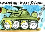 Ukraine : Peace and Love