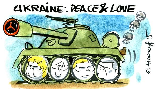 Ukraine rené le honzec
