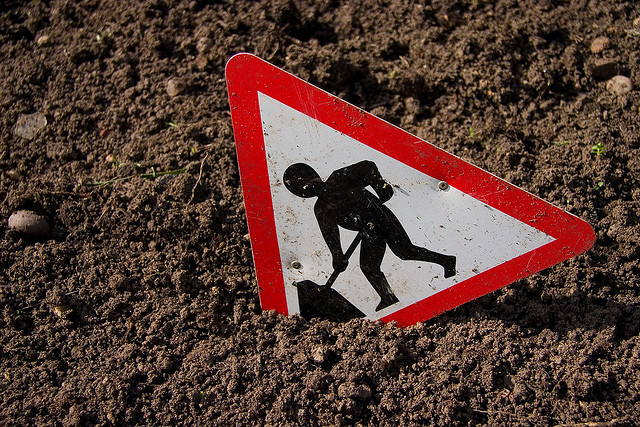 dig here credits paul reynolds (CC BY 2.0)