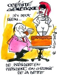 obésité hollande rené le honzec