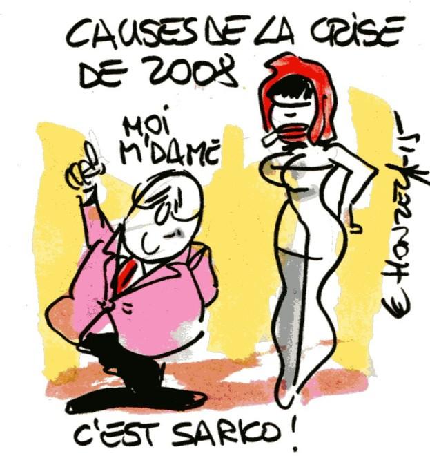 Crise de 2008 - René Le Honzec - Contrepoints303
