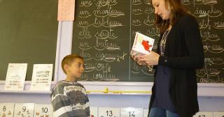 Éducation : éviter l'échec de 8% d'enfants