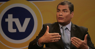 Équateur : le gouvernement Correa émet la dette la plus élevée de son histoire