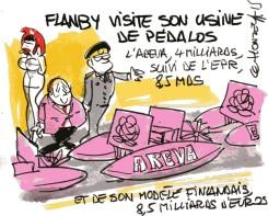 Areva, Dassault et les autres...