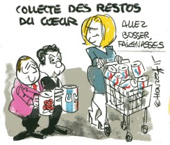 Face au FN : une petite voix, madame !