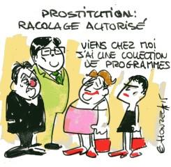 Prostitution : racolage autorisé ?