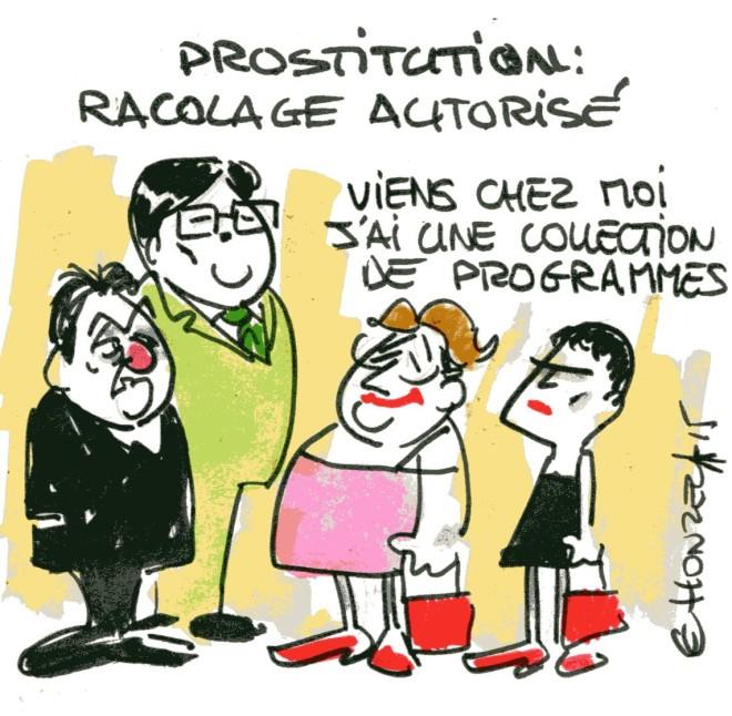 prostitution rené le honzec