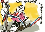 Hollande et la France qui gagne