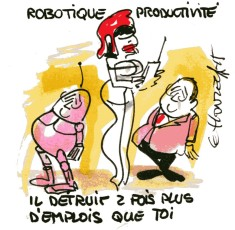 robotique hollande rené le honzec