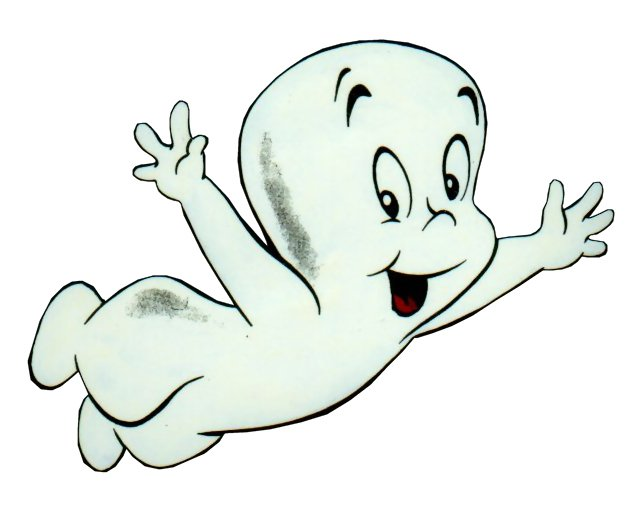 Casper friendly ghost credits stu_wp (CC BY-NC 2.0)