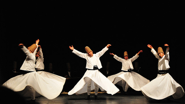 Dervish Sufi Order (soufisme) - Credits Peter Morgan (CC BY-NC-ND 2.0)