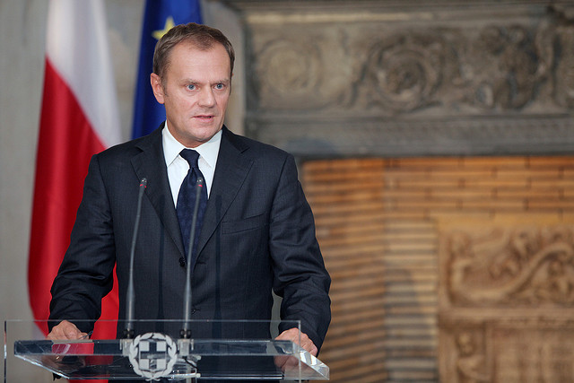 Donald Tusk credits Αλέξης Τσίπρας Πρωθυπουργός της Ελλάδας (CC BY-SA 2.0)