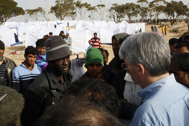 Listening-to-the-experience-of-migrants-from-lybia-credits Department for International Development/Kate Joseph (CC BY 2.0)