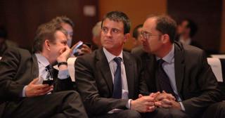 Manuel Valls : com', ambition et coups de menton