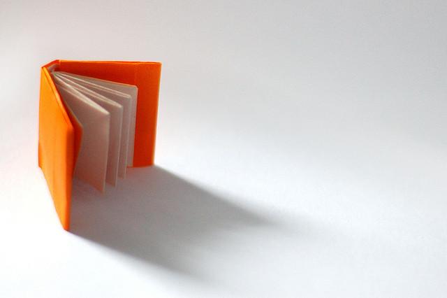 Origami Book credits Jessica C.  (CC BY-NC 2.0)