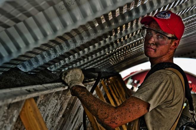 Salarié ouvrier industrie - Public Domain