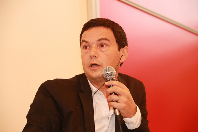 Thomas Piketty credits News blu.org (CC BY-SA 2.0)