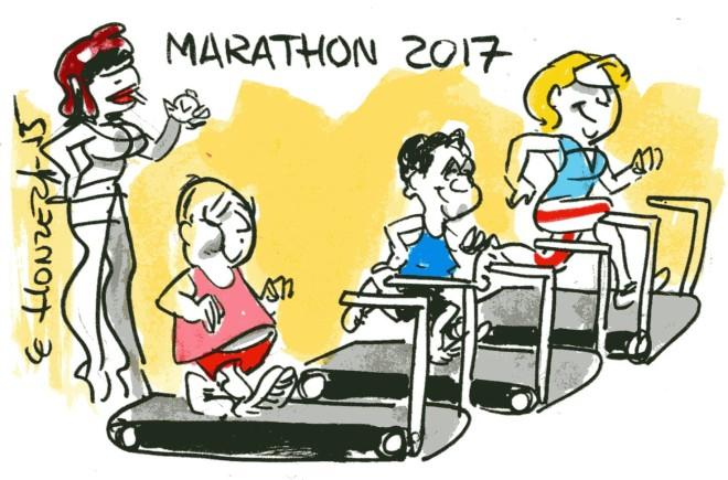 marathon 2017 rené le honzec