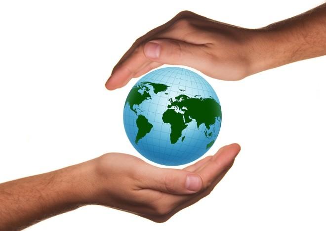 protection de l'environnement - planète Terre - Public Domain