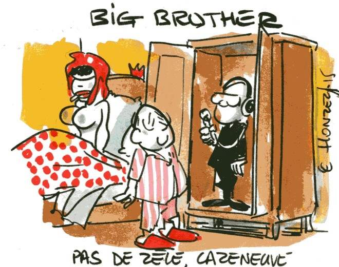 rené le honzec big brother