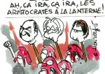Grèves : les nouveaux aristos