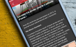Contrepoints a une nouvelle application iOs / Android !
