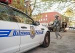 Baltimore, oubliée des médias ?