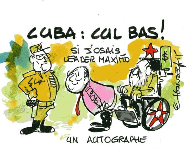 Contrepoints453 - Cuba - René Le Honzec