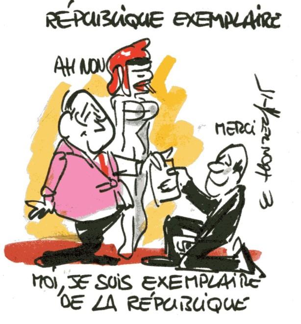 Contrepoints454 - République exemplaire - René Le Honzec
