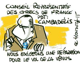 Contrepoints459 - Cambadelis - René Le Honzec