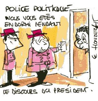 Contrepoints496 Police politique - René Le Honzec