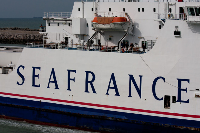 Ferry SeaFrance - Andreas Dantz - CC BY 20