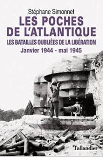Stéphane Simonnet Les poches de l'atlantique
