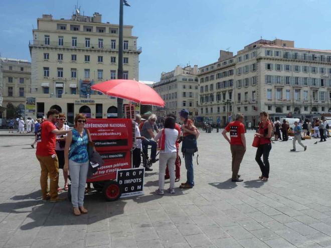 Tour de France de Contribuables associés (tous droits réservés)