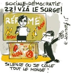 Réforme du collège : Valls passe en force