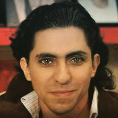 Raif Badawi, Saudi Arabian blogger sentenced to 1,000 lashes credits Hicham Souilmi via Flickr ( (CC BY-ND 2.0)