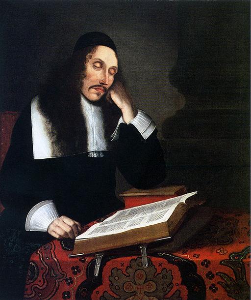 Baruch Spinoza - Franz Wulfhagen 1664 - CC