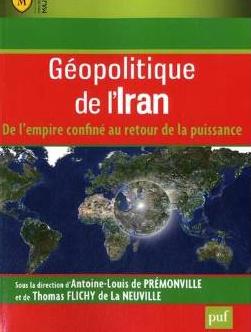 Géopolitique de l'Iran Fléchy de la Neuville