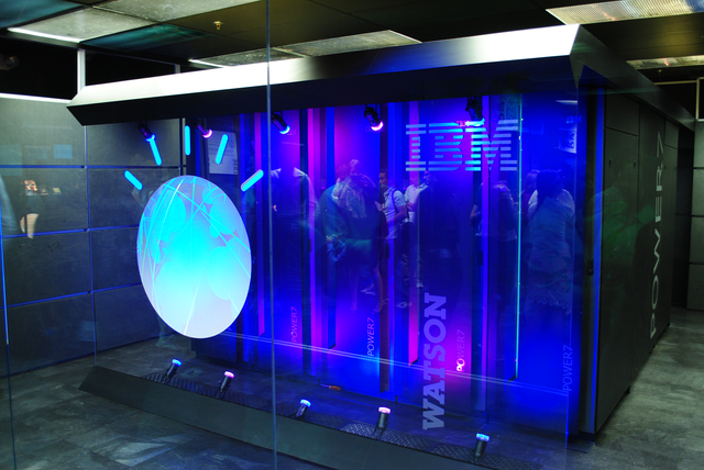 IBM Watson by Clockready - CC BY-SA 3.0