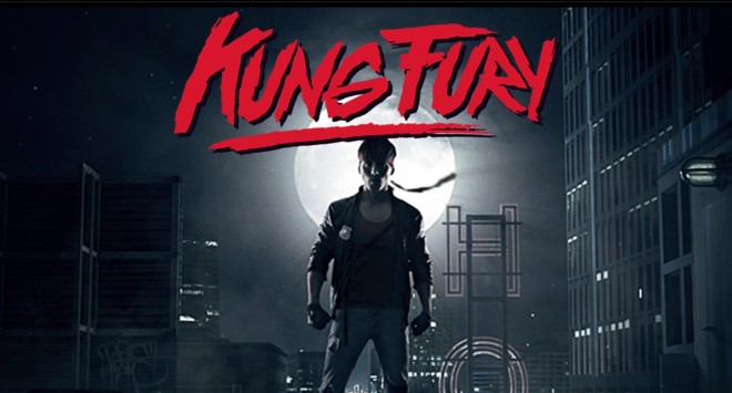 Kung Fury (affiche promotionnelle)