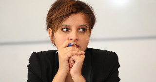 Najat Vallaud-Belkacem, ministre de l'Éducation nationale