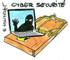 cybersécurité rené le honzec