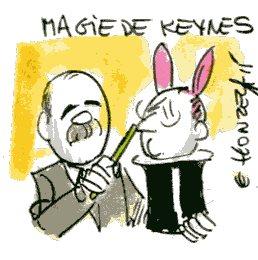 keynes magicien rené le honzec