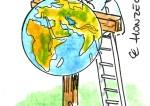 Religions, affairisme et climat