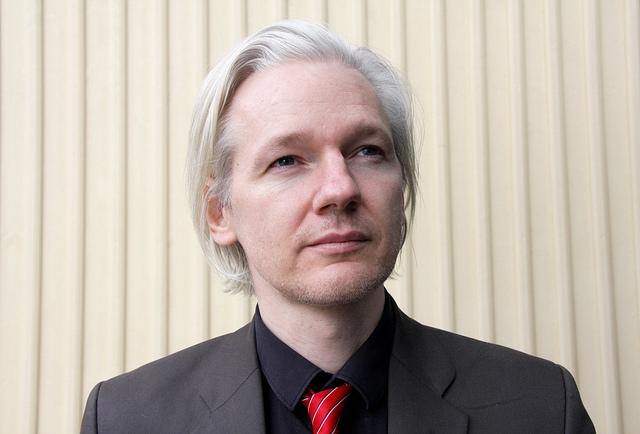 Julian Assange, à l'origine du scandale Wikileaks